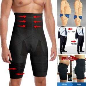 Men's High-Waisted Body Shaper