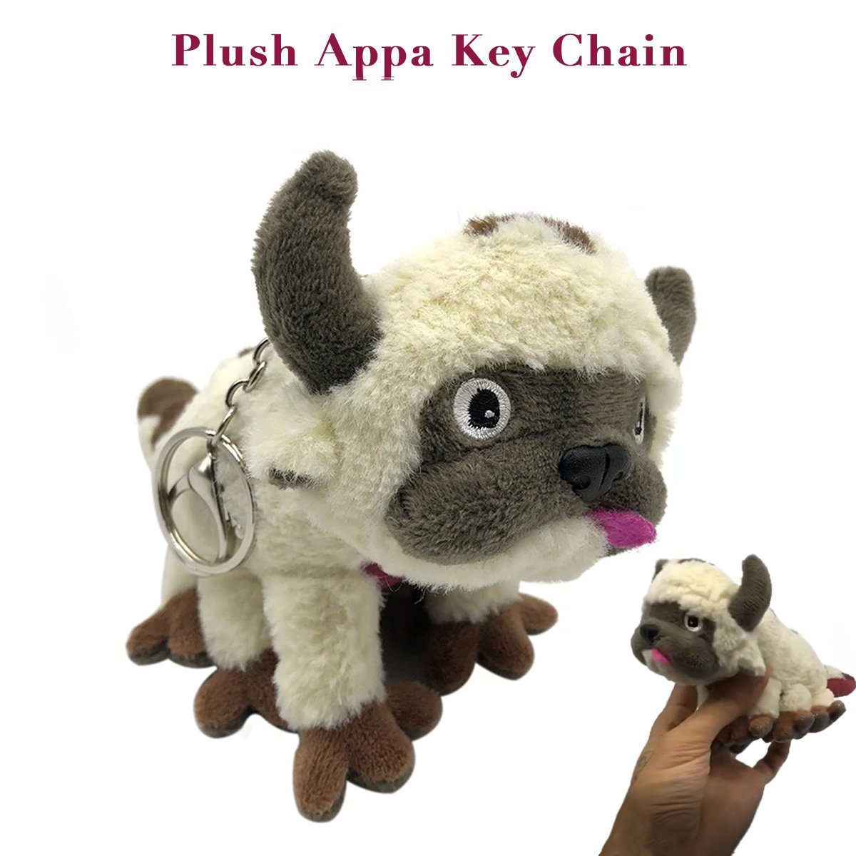 Plush Appa Key-Chain