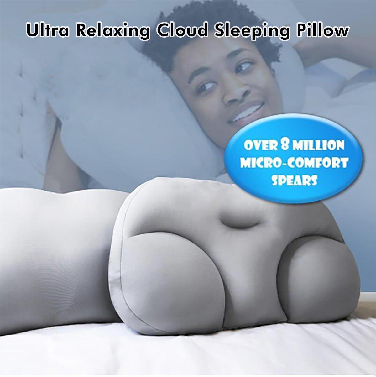 8 Million Comfort Spears Cloud Pillow